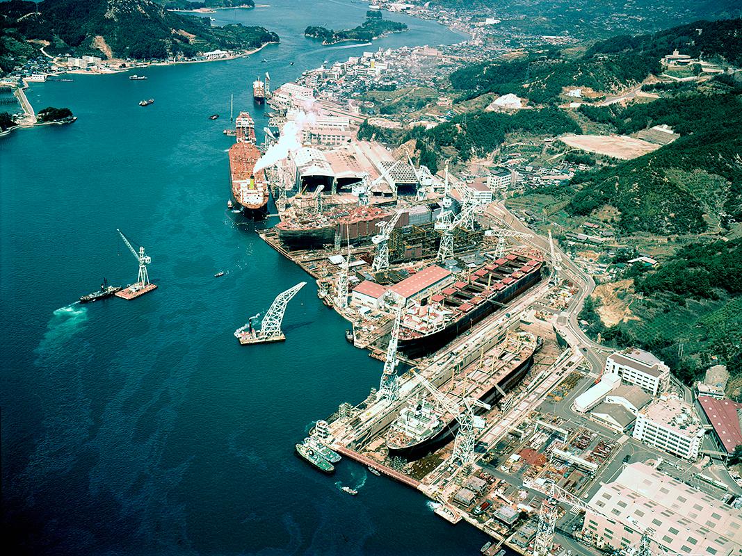 因島工場20,000トンドック拡張 1...